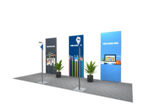 Voorbeeld Small Booth